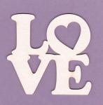 721 Tekturka - Love z sercem