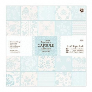 PAPERMANIA CAPSULE COLLECTION - EAU DE NIL 6x6