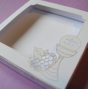 Pudełko do Kartek 135x135 HOSTIA