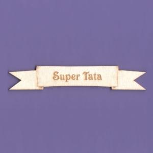 944a Tekturka - Super Tata - Wstążka - G3