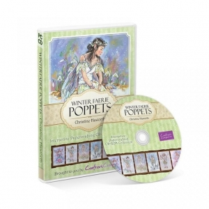 Winter Faerie Poppets Papermania CD-ROM