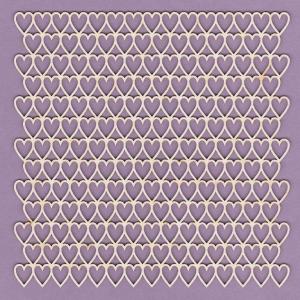 507m Panel -Serca nachodzące 15 x 15
