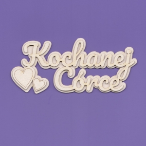 J166 - Kochanej Córce 2D