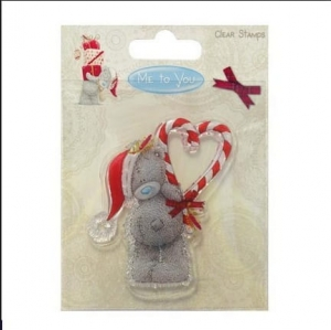 ME TO YOU HEART CLEAR STAMP