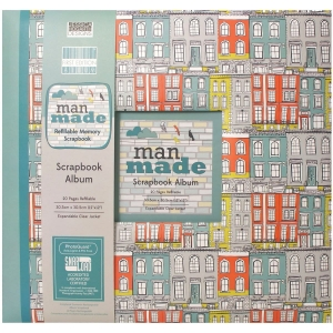 Scrapbook Album 12 x 12 - 20 stron - Man