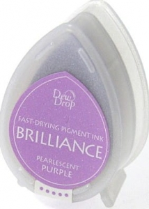 Tusz Memento Brilliance Dew Drop - Pearlescent Purple
