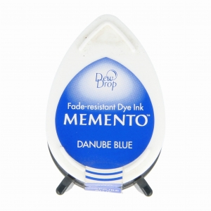 Tusz Memento Dew Drop - Danube Blue