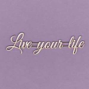 473 Tekturka - Live your life - G2